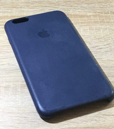 iPhoneケースシリコン