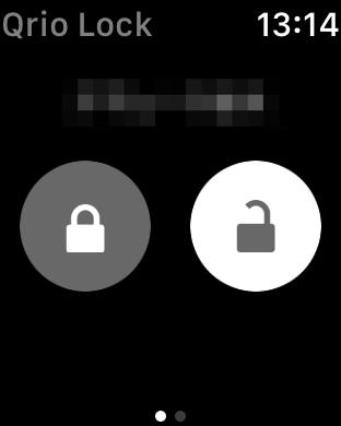 Qriolockwatchアプリ